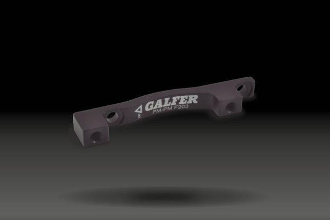 Nowy Adapter Hamulca GALFER PM/PM 203mm DH,FR,Enduro 21gram