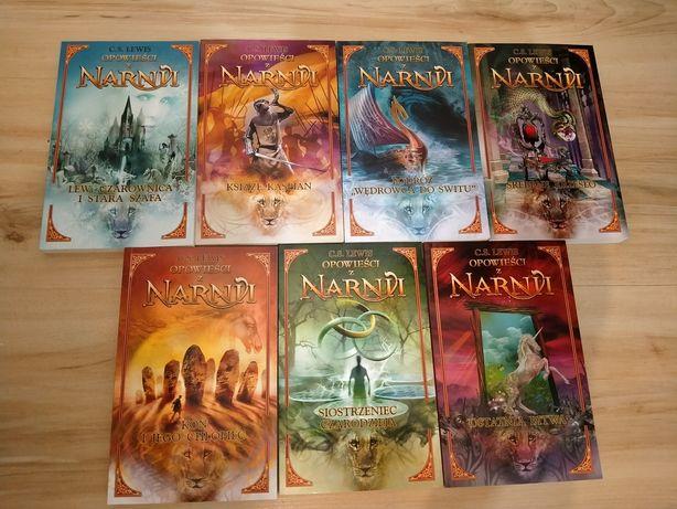 Opowieści z Narnii - 7 części - komplet