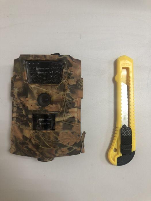 Фотоловушка H001B камера с датчиком движения ФОТОЛОВУШКА HT001B Житомир - зображення 1