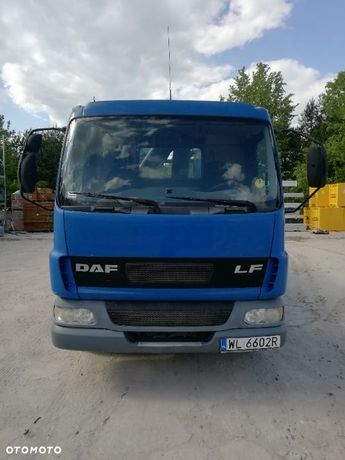 DAF LF 45.180  Daf Lf Hds Hiab