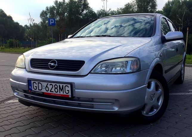 Opel Astra G 2004r 1.4 *Beznyna * Sedan * Bdb* Stan * Zamiana*