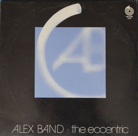ALEX BAND - the eccentric - płyta winylowa