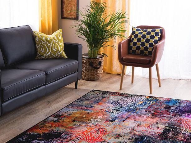 Tapete 140 x 200 cm multicolor MARDIN - Beliani