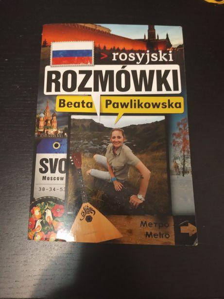 Beata Pawlikowska Rozmówki Rosyjski