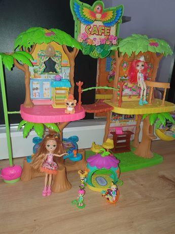 Enchantimals domek z lalkami