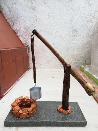 Peça Decorativa (Picota ou Cegonha)