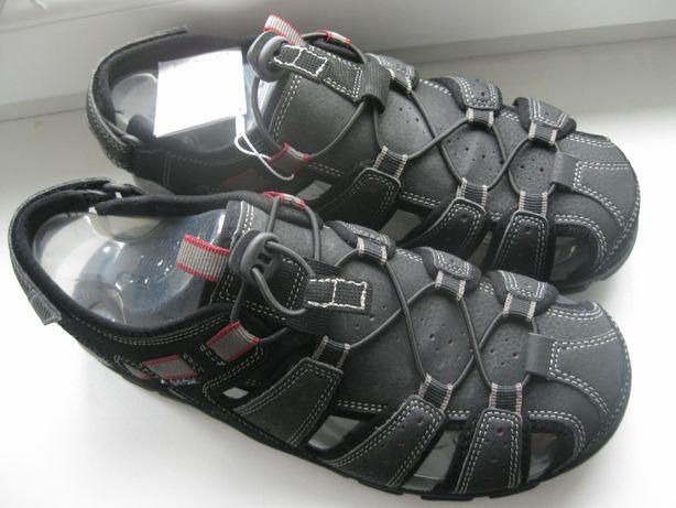 Geox 42 nowe sandały Geox 42 U Sand Mito C nowe