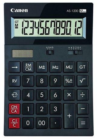 калькулятор Canon AS-1200