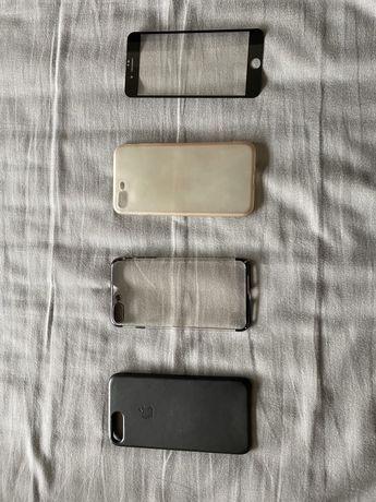 Capas para iphone 8 plus.