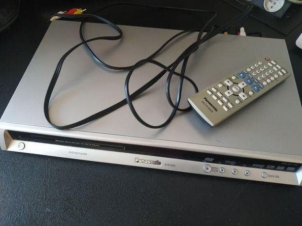 Odtwarzacz  Panasonic DVD