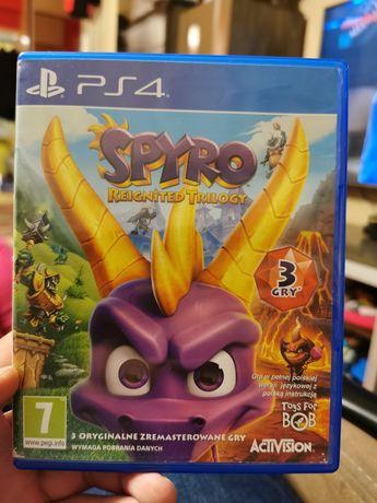 Gra Ps4 Spyro Reignited Trilogy