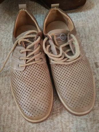 Чоловічі туфлі весна осінь