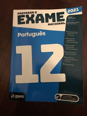 Livro de exames de Português