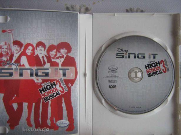 "Gra PC ""Sing It - High School Musical 3"""