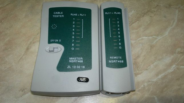 cable tester master NSRT 468