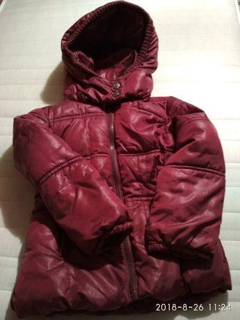 Kurtka zimowa Zara 104