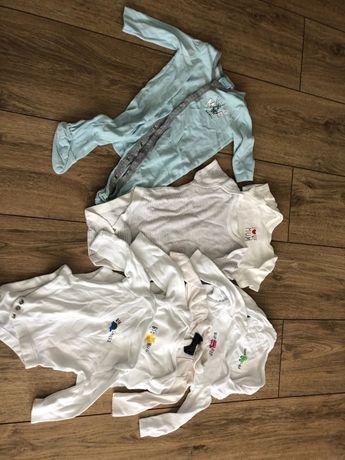 Ubranka dla noworodka 50/56