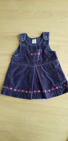 Sukienka dziecięca roz. 62
