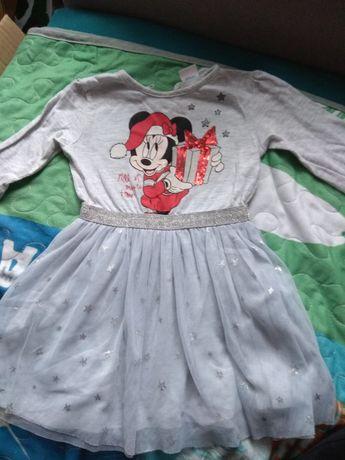 Sukienka świąteczna Minnie 86