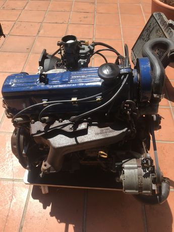 Motor pinto 1600