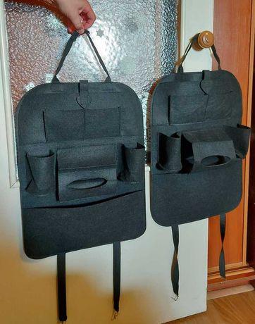 2 органайзера на кресло в авто/товар из Дании