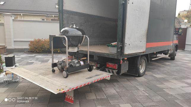 Вантажні Перевезення 3-10т. Гідроборт