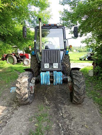 Трактор МТЗ-952 !
