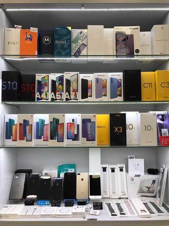 Xiaomi Redmi 9A/9T/Note 9/9 Pro/Poco X3/M3/Mi10T Lite/Mi 11 Гарантія!