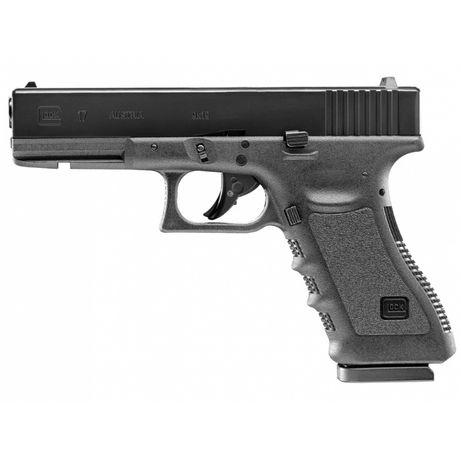 Pistolet wiatrówka Glock 17 blowback 4,5 mm BB CO2