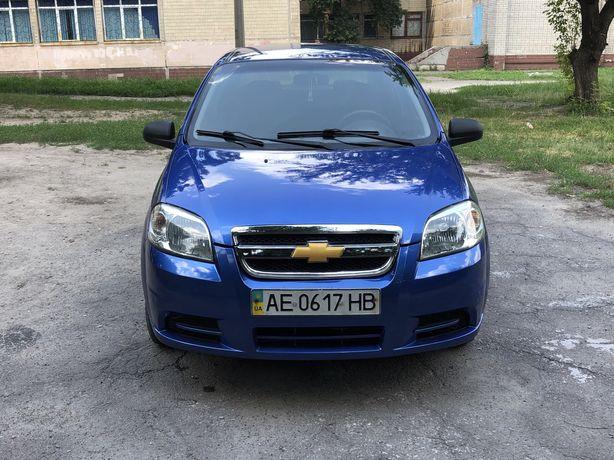 Chevrolet Aveo 1.5 газ
