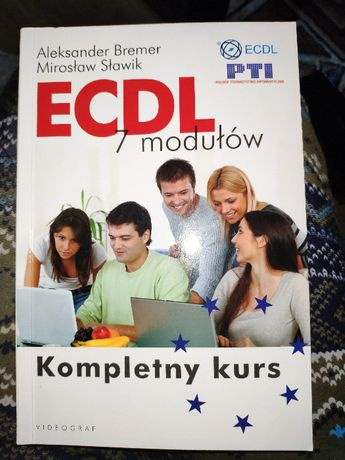 książka Aleksander Bremer,Mirosław Sławik-ECDL 7modułów kompletny kurs