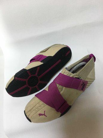 Кросівки спортивні фірмові Puma Velcro Shoes