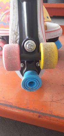 Patins de 4 rodas