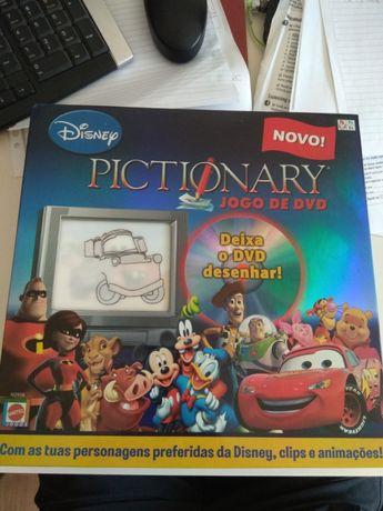 PICTIONARY - Versão Disney em DVD