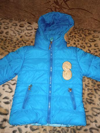 Осіння дитяча курточка