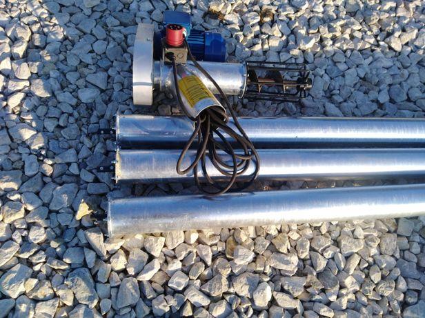 Rura precyzyjna kabel elem. 2 m żmijka przenośnik do zboża zbożowy