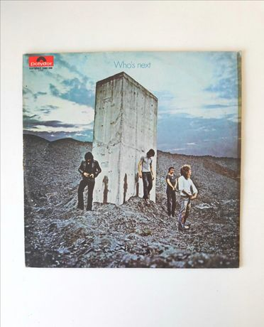 """Vinil - The Who/""""Who's Next"""""""