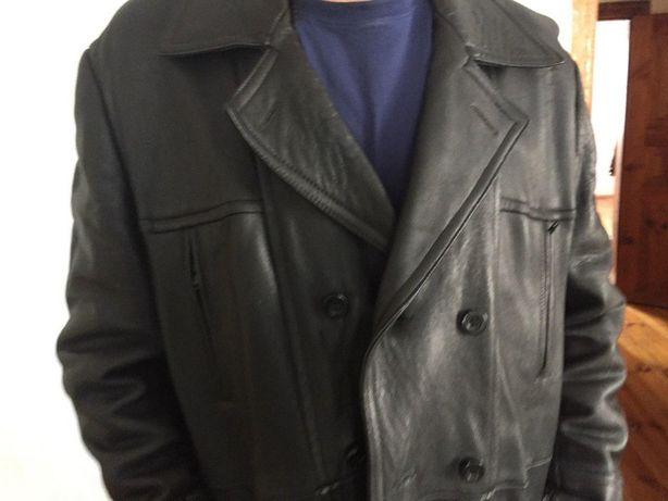 Куртка с натуральной кожи Belyr Ловече.