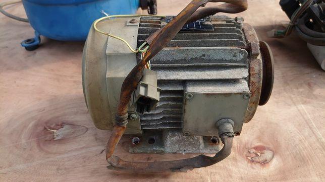 Silnik elektryczny 1.5KW wraz ze sterowaniem sterowanie silnika