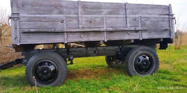 продам прицеп для грузовой машины