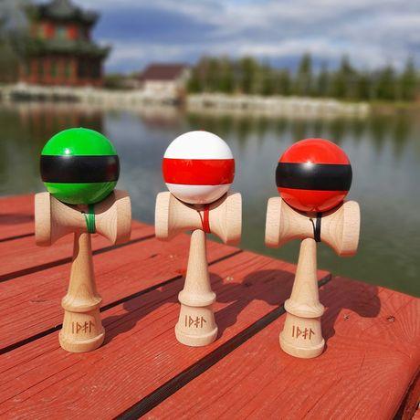 Профессиональная кендама IDOL, kendamas , спиннер, деревянная игрушка
