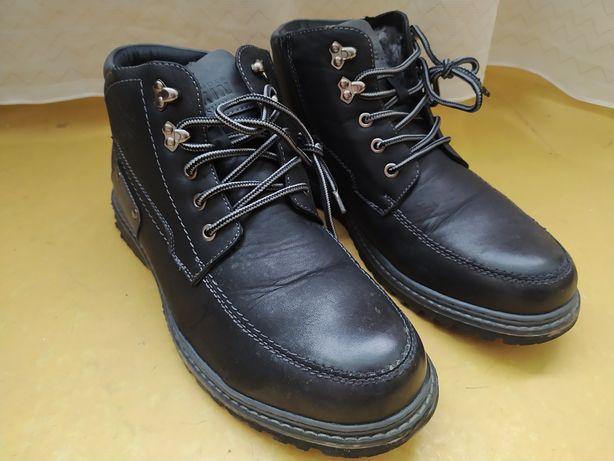 Зимние ботинки в идеальном состоянии