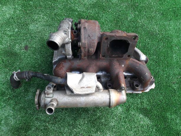 Turbosprężarka ford mondeo mk3 2.2 TDCI