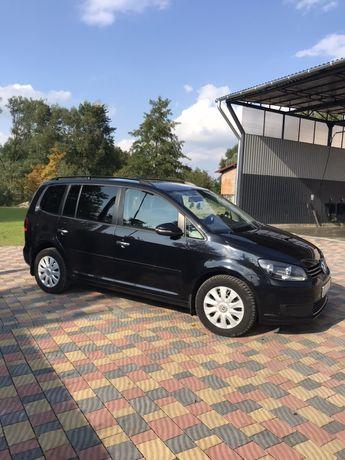 Volkswagen Touran 2010р