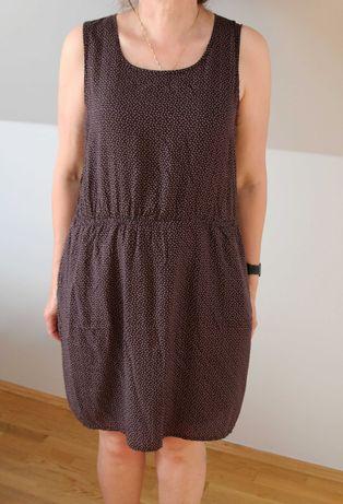 Lekka sukienka na lato Opus L/XL/XXL kieszenie guziki