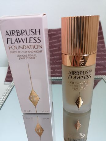 Podkład Charlotte Tilbury airbrush flawless 5 natural