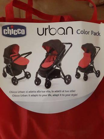 Коляска Chicco urban 2в 1 Чико трансформер