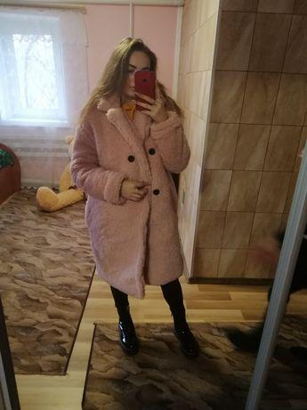 Шубка-тедди (зима)