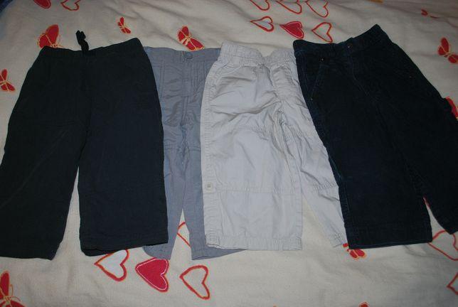spodnie dla chłopca - 80 cm