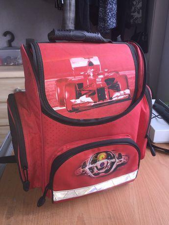 Рюкзак ранец ортопедический ZIBI  formula 1